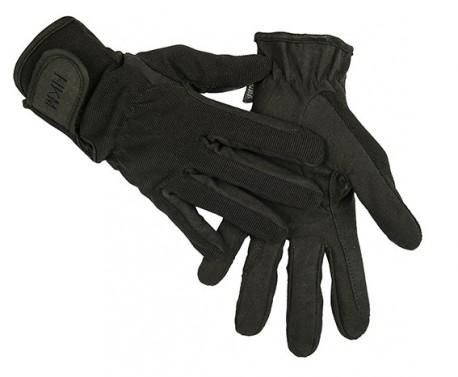 Dětské jezdecké rukavice Special HKM černá