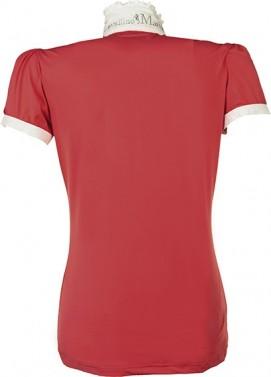 Dámské jezdecké tričko Verona HKM růžová