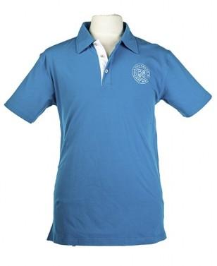 Pánské polo tričko Helsinki HKM modrá de3e69c14f