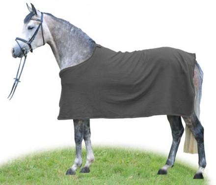 Odpocovací deka Alaska HKM černá