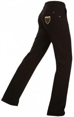 Dámské kalhoty do pasu Litex