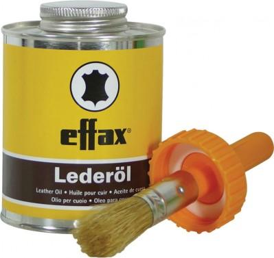 Olej na kůži Lederöl EFFAX 475ml se štětcem