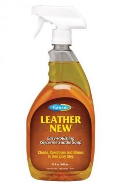 FARNAM Leather New - tekuté mýdlo na kůži 946ml