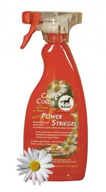 Lesk Power Striegel pro světlé koně LEOVET