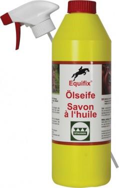 Olejové mýdlo na kůži Equifix STASSEK 500 ml