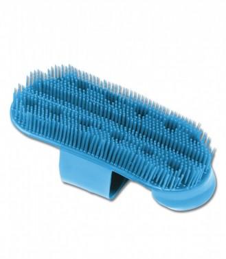 Malé masážní hřbílko Waldhausen modrá