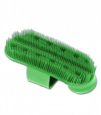 Malé masážní hřbílko Waldhausen zelená
