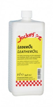 Jockey LederÖl - olej na kůži 1L