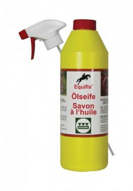 Stassek EQUIFIX - Mýdlo na sedla s pumpičkou
