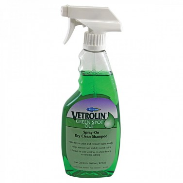 FARNAM Vetrolin Green Spot Out - odstraňovač skvrn 473 ml