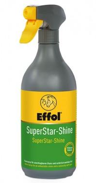 Lesk na hřívu a ohon SuperStar Shine EFFOL 750 ml