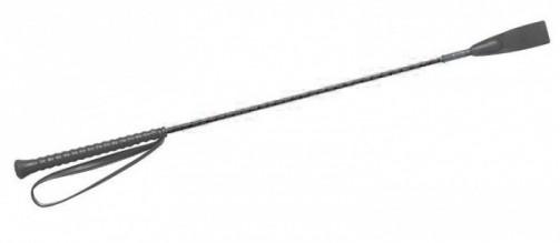 Skokový bič FLECK černá