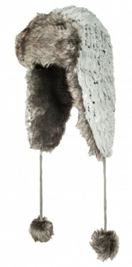 2c3c295b89c Dutá fleece šála Arctic HKM