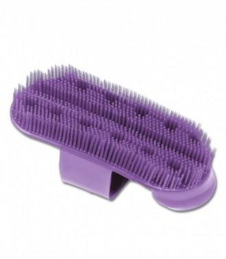 Velké masážní hřbílko Waldhausen fialová