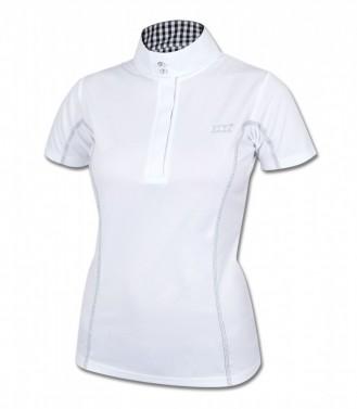 Dámské závodní triko Lydia ELT bílá