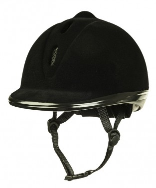 Jezdecká helma New Samet HKM