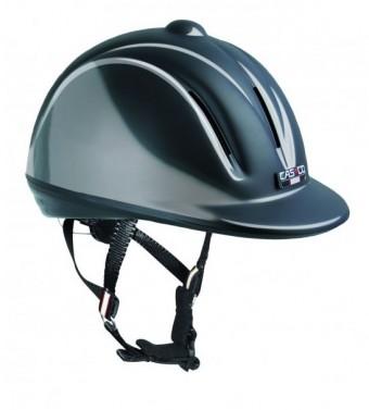 Jezdecká Helma CASCO Youngster lesklá