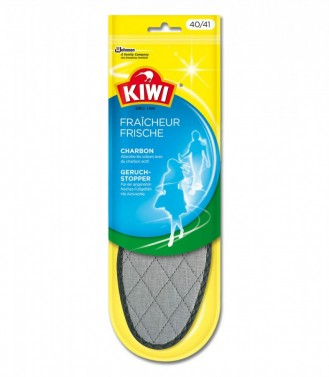 Vložky do bot KIWI Odour Stop