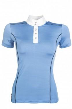 Dětské závodní triko International HKM sv.modrá