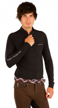 Pánské triko s dlouhým rukávem Litex