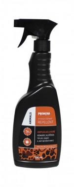Repelent Predator Animals pro zvířata 500 ml s rozprašovačem