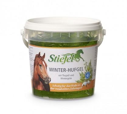 Zimní gel na kopyta Stiefel 500 ml