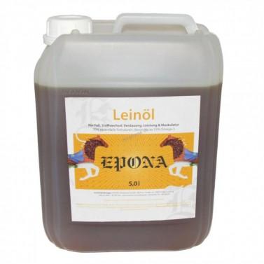 Lněný olej EPONA 5000ml