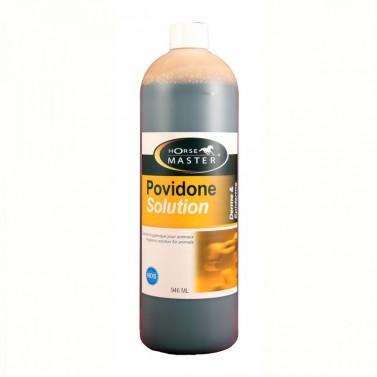 Dezinfekční prostředek POVIDONE Iodine 10% Horse Master 946 ml