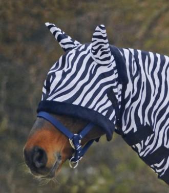 Maska proti hmyzu Zebra Waldhausen