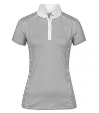 Dámské závodní tričko Cindy ELT šedá