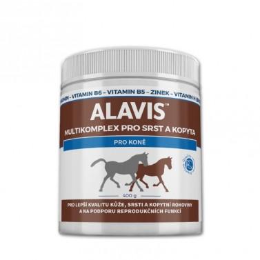 ALAVIS™ Multikomplex pro srst a kopyta 400g