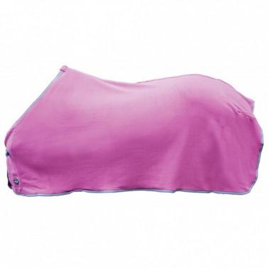 Odpocovací deka Madrid HKM růžová