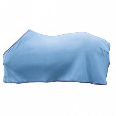 Odpocovací deka Madrid HKM modrá