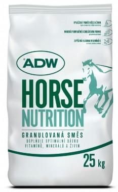ADW Hobby Horse - granule pro hobby koně 25 kg