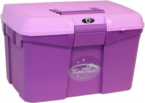 Box na čištění KenTaur fialová/růžová
