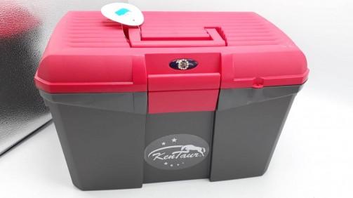 Box na čištění KenTaur šedá/růžová